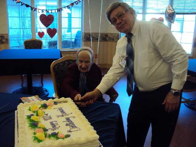 102 Birthday Party